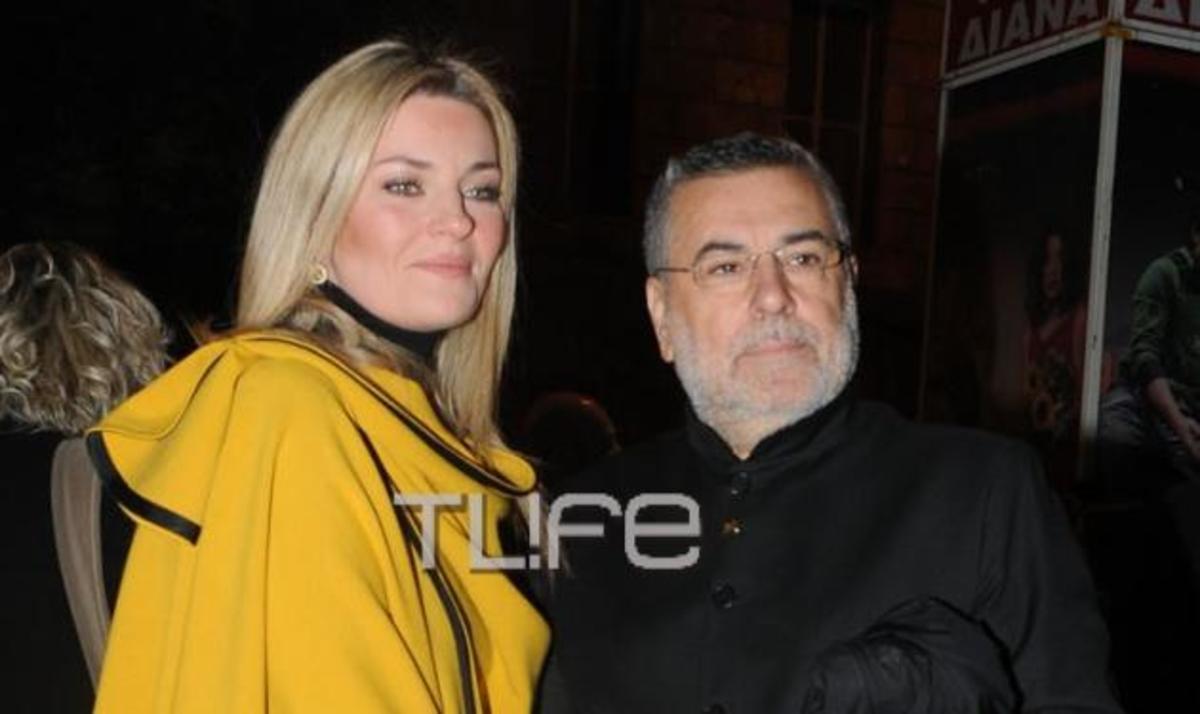 Ε. Μουτάφη: Στο θέατρο με τον θείο της Μάκη Τσέλιο! | Newsit.gr
