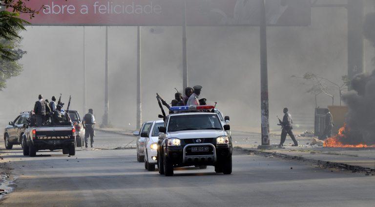 Επτά νεκροί και 288 τραυματίες στη Μοζαμβίκη | Newsit.gr