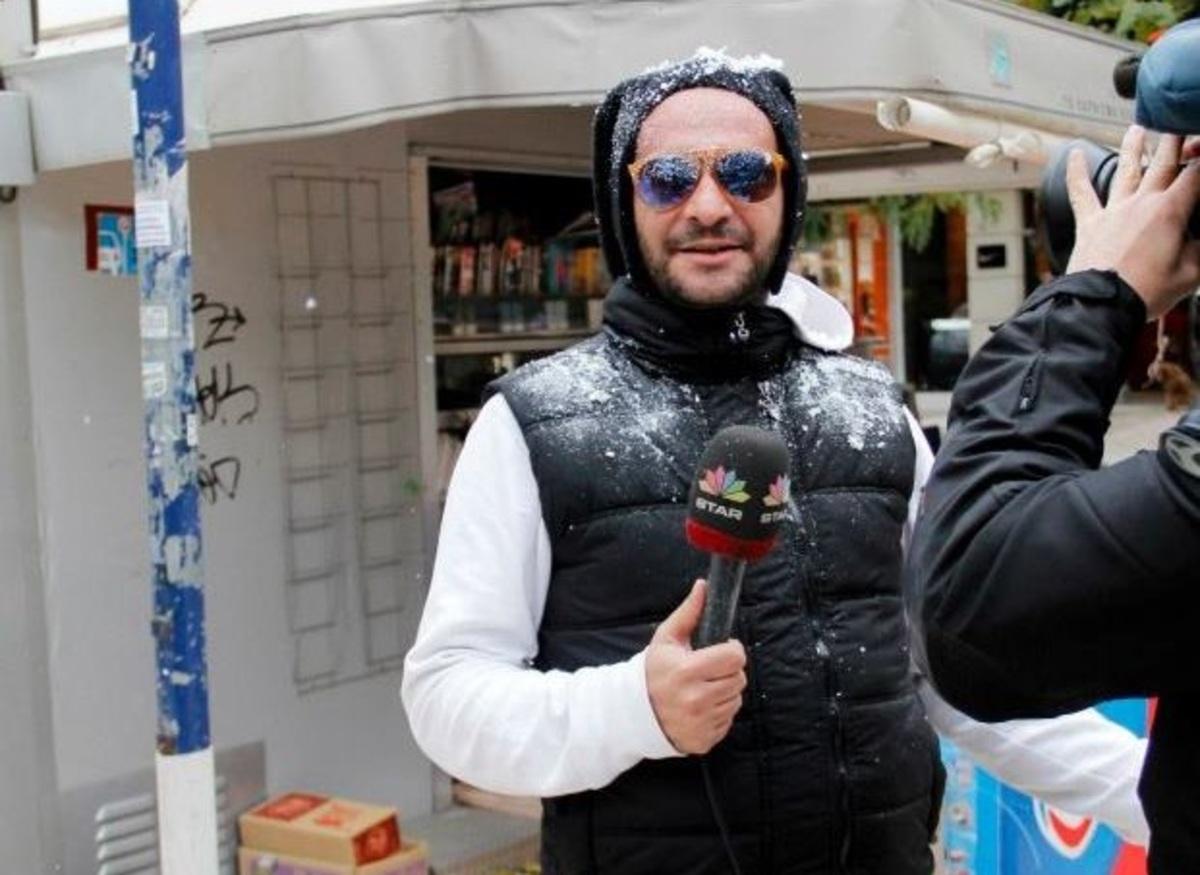 Ο ρεπόρτερ του Star, Γρηγόρης Μπάκας, παντρεύεται! | Newsit.gr