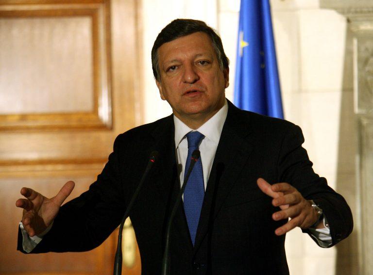 Μπαρόζο: «Καταστροφή η έξοδος της Ελλάδας από το ευρώ»   Newsit.gr