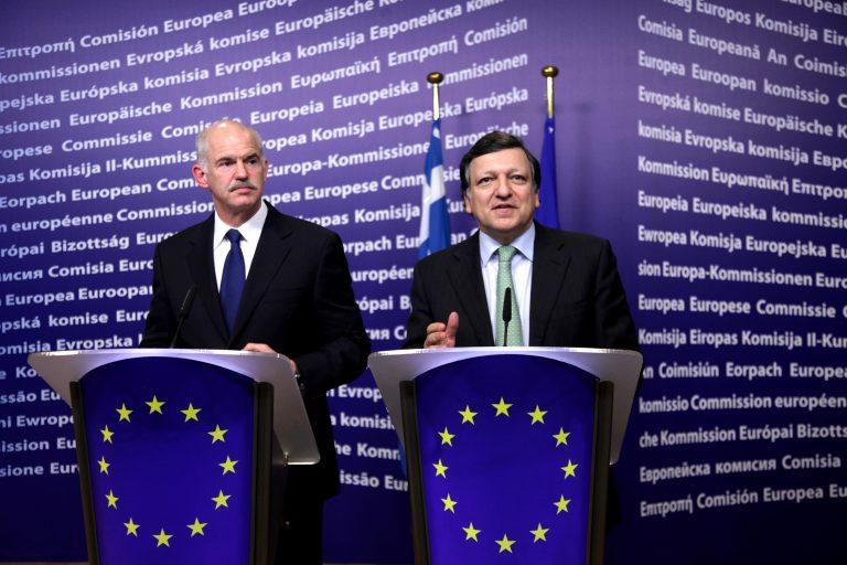 Σκληρά λόγια Μπαρόζο κατά κερδοσκόπων | Newsit.gr