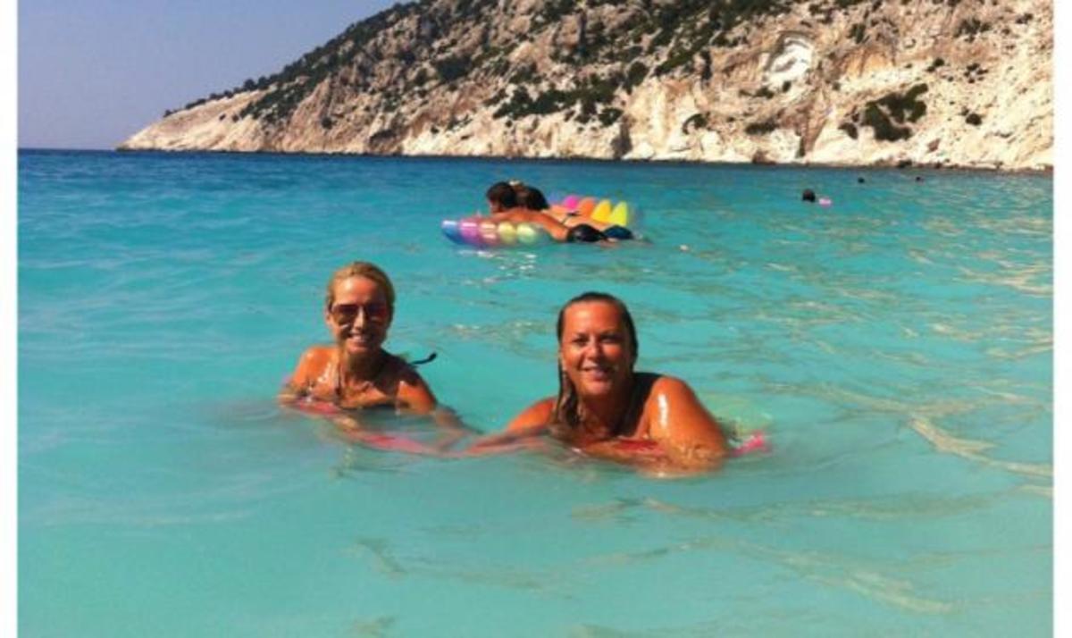 Μ. Μπεκατώρου: Οι τελευταίες βουτιές στην Κεφαλονιά!   Newsit.gr
