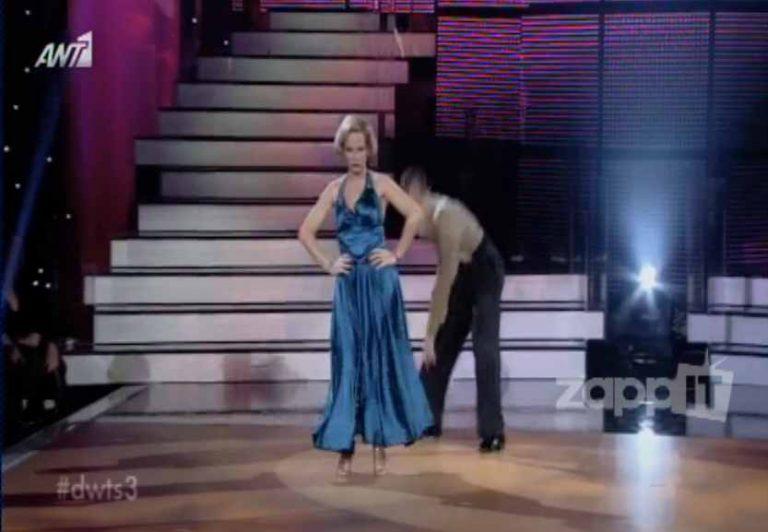 Ο χορός της Μαρίας Μπεκατώρου στο Dancing | Newsit.gr