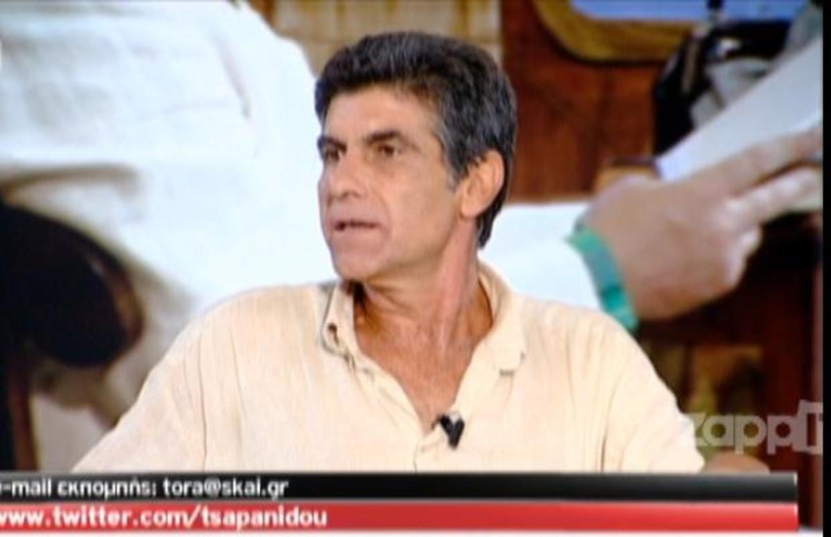 Γιάννης Μπέζος: Η κόρη μου είναι άνεργη! | Newsit.gr