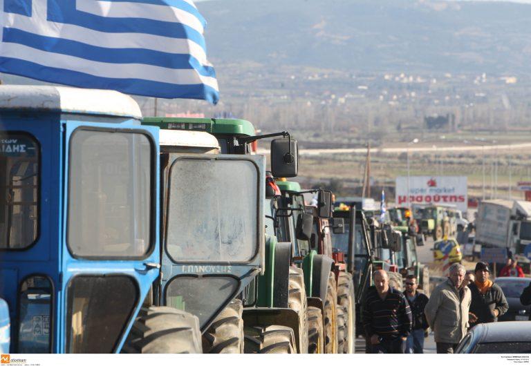 Θεσσαλία: Κλείνουν την Εθνική τη Δευτέρα οι αγρότες   Newsit.gr