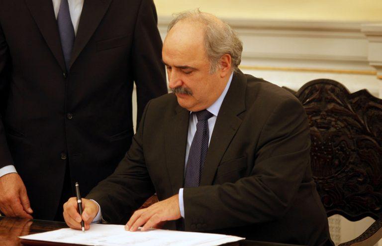 Μ. Μπόλαρης: «Δεν έχει παραχθεί κυβερνητικό έργο» | Newsit.gr