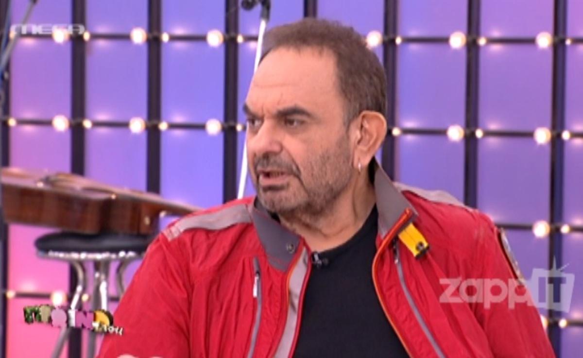 Σάκης Μπουλάς: «Άντε ρε μαλ…α από εκεί! | Newsit.gr