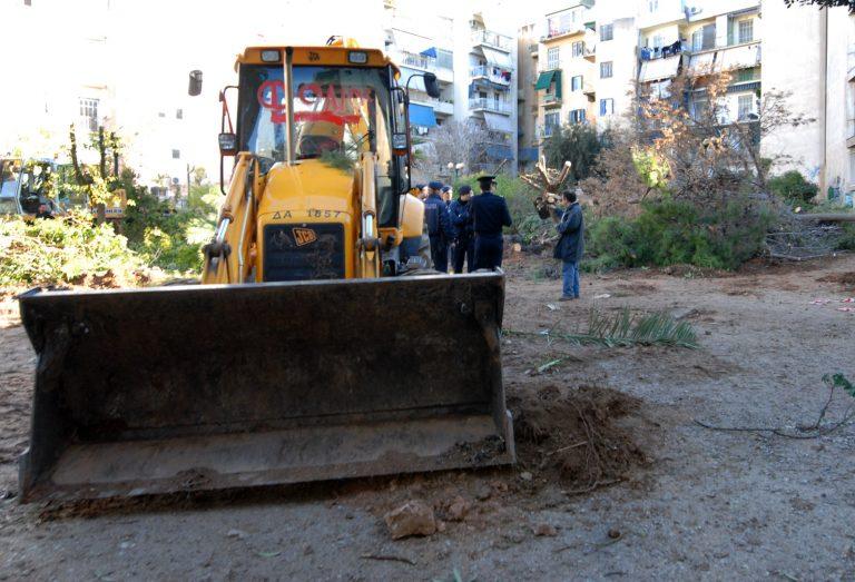 Ρόδος: Οι κλέφτες μπήκαν με τη… μπουλντόζα! | Newsit.gr