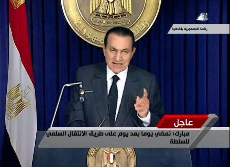 Χειροτέρεψε η κατάσταση της υγείας του Μουμπάρακ | Newsit.gr