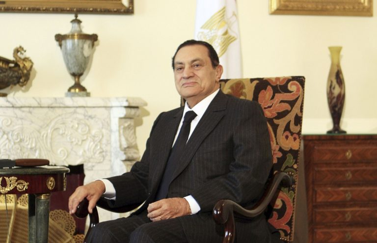 Καλά εξελίσσεται η υγεία του Μουμπάρακ | Newsit.gr