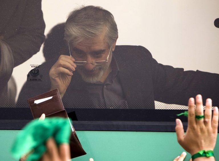 Ιράν: δεν διστάζει να πεθάνει ο ηγέτης της αντιπολίτευσης   Newsit.gr