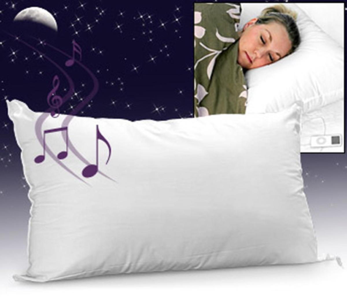 Όνειρα μουσικά με το απίστευτο μαξιλαρι   Newsit.gr