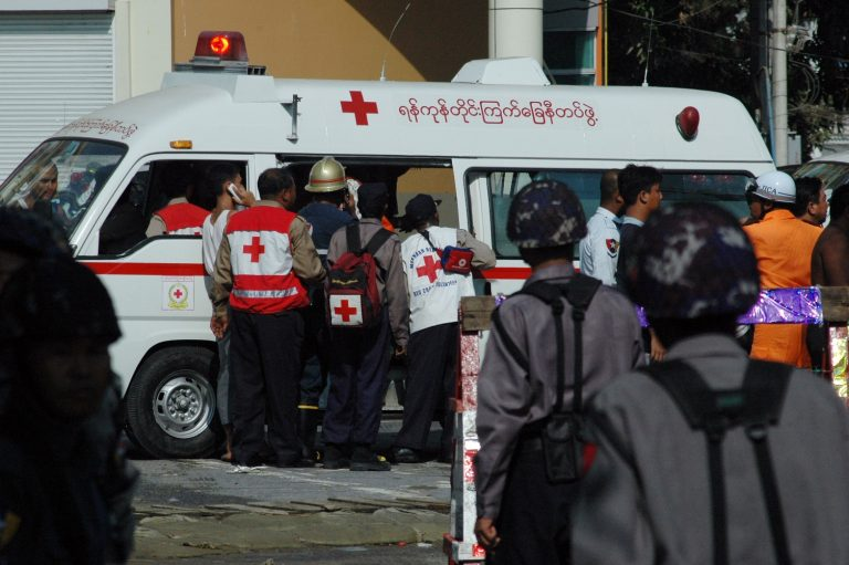 Έξι νεκροί, 75 τραυματίες από έκρηξη στη Μιανμάρ | Newsit.gr