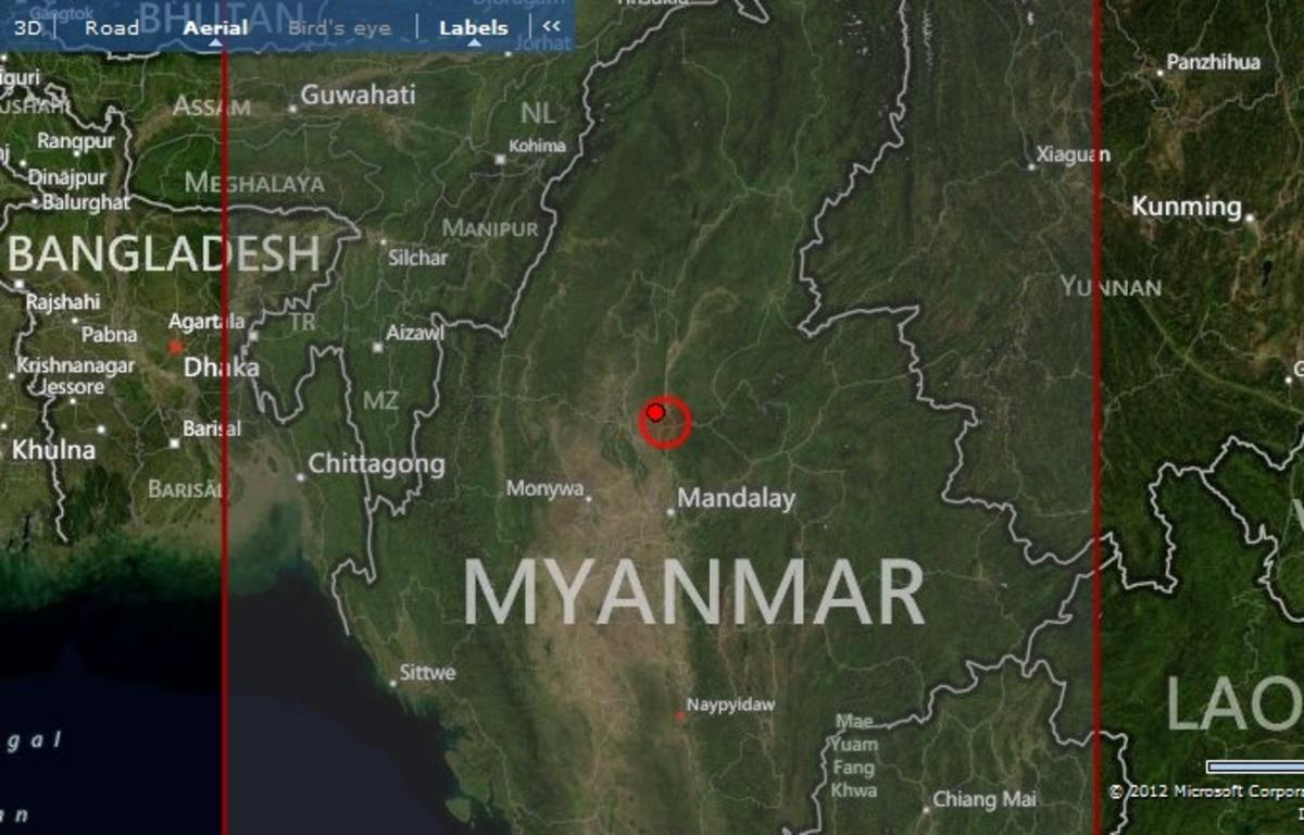 6,6 Ρίχτερ χτύπησαν τη Μιανμάρ – 13 οι νεκροί – 40 τραυματίες | Newsit.gr