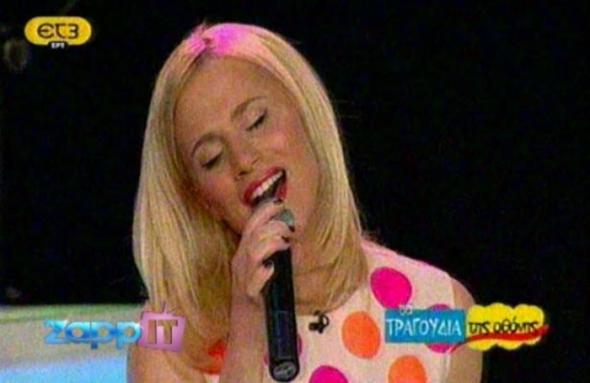 Η Ν. Μπουλέ τραγουδά και δηλώνει: Θα ήθελα να είμαι η Μ. Καραγιάννη και η Μ. Χρονοπούλου σε ένα σώμα! | Newsit.gr