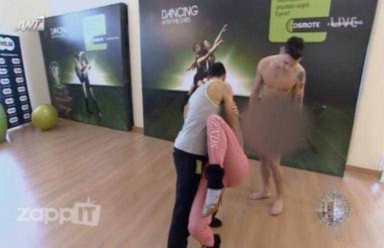 Γυμνός άντρας εισέβαλε στις πρόβες της Ντορέττας Παπαδημητρίου! | Newsit.gr