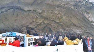 Λήμνος: Θεία Λειτουργία στον μοναδικό άσκεπο ναό του κόσμου [pics, vid]