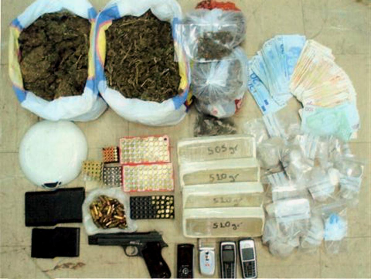 Μακεδονία: Συλλήψεις για ναρκωτικά | Newsit.gr