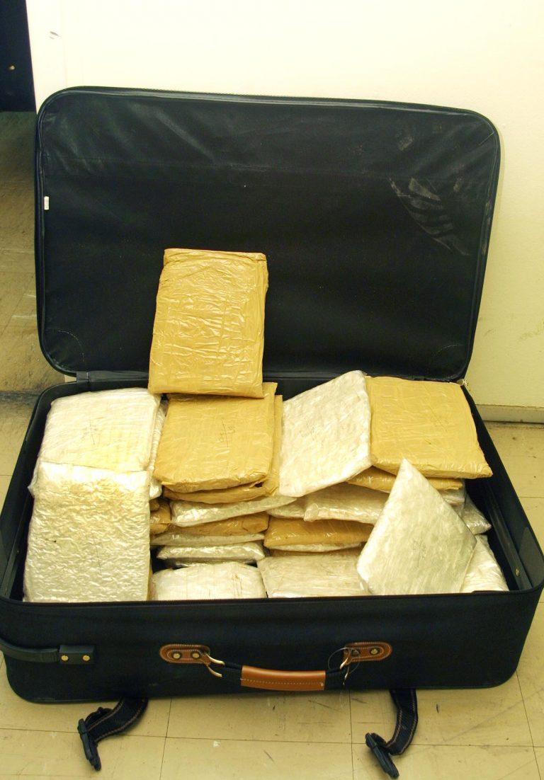 Πάτρα: Η βαλίτσα με την ηρωϊνη…   Newsit.gr