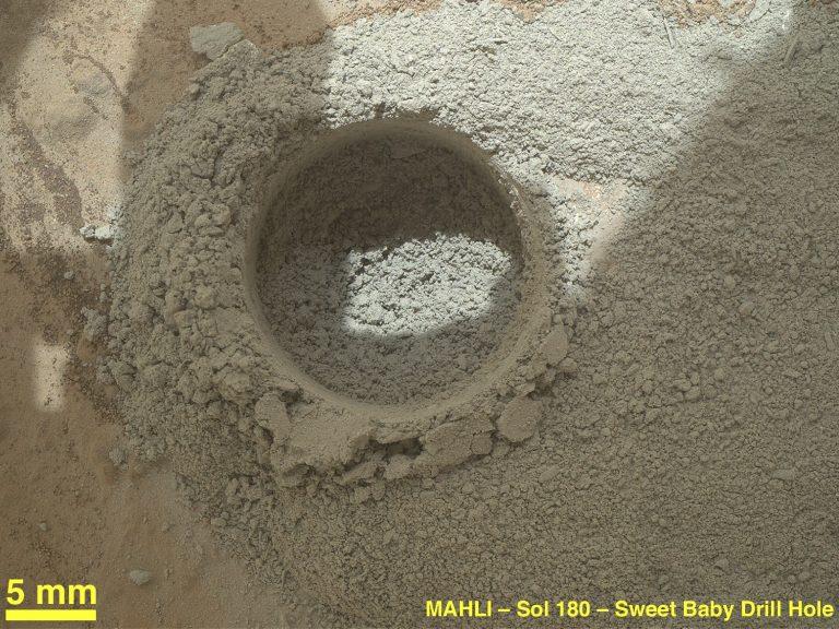 Το Curiosity «τρύπησε» τον Άρη (ΦΩΤΟ, VIDEO)   Newsit.gr