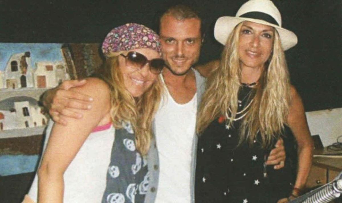 Ν. Γερμανού – Α. Βίσση: Διακοπές στη Σαντορίνη! | Newsit.gr