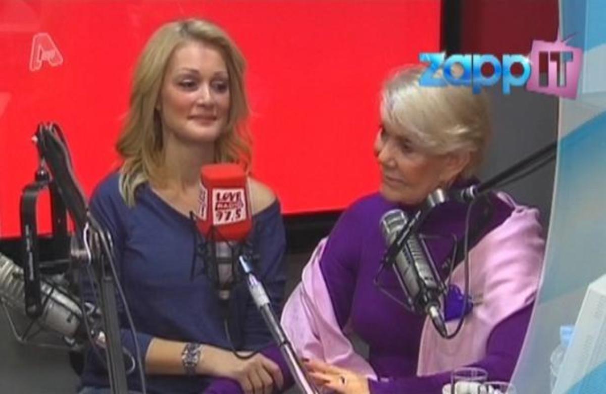 Mαρινέλλα: «Θεωρώ τη Ν. Θεοδωρίδου ως τη μεγάλη μου αδερφή»! | Newsit.gr