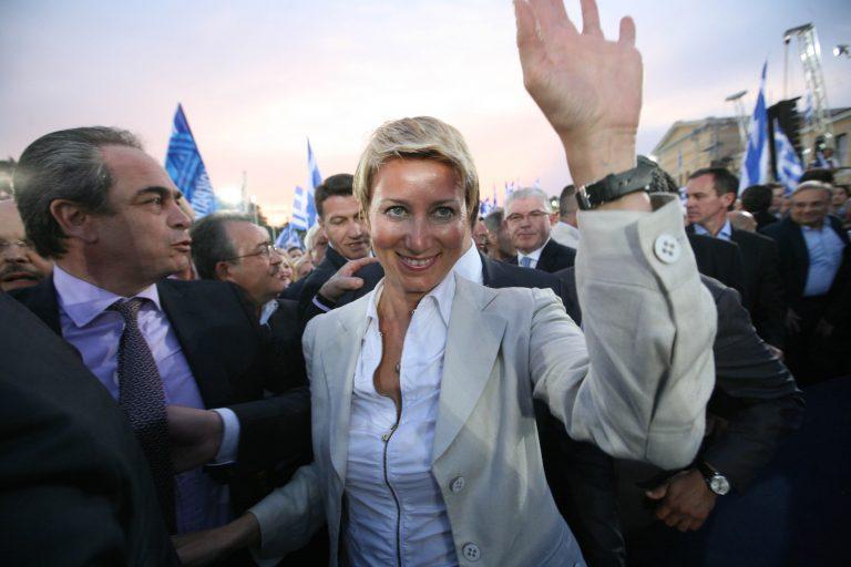 Τι έκανε το Σάββατο η γιατρός Νατάσα Παζαϊτη-Καραμανλή; | Newsit.gr