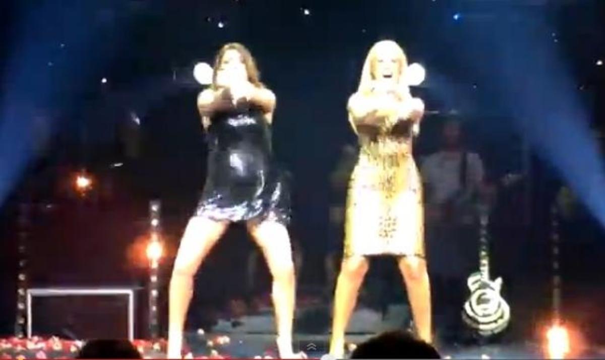 Όταν η Ε. Παπαρίζου και η Ν. Θεοδωρίδου χορεύουν Gangnam Style! Βίντεο!   Newsit.gr