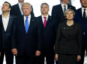 Ποιος μάλωσε τον Ντόναλντ Τραμπ; [pics]