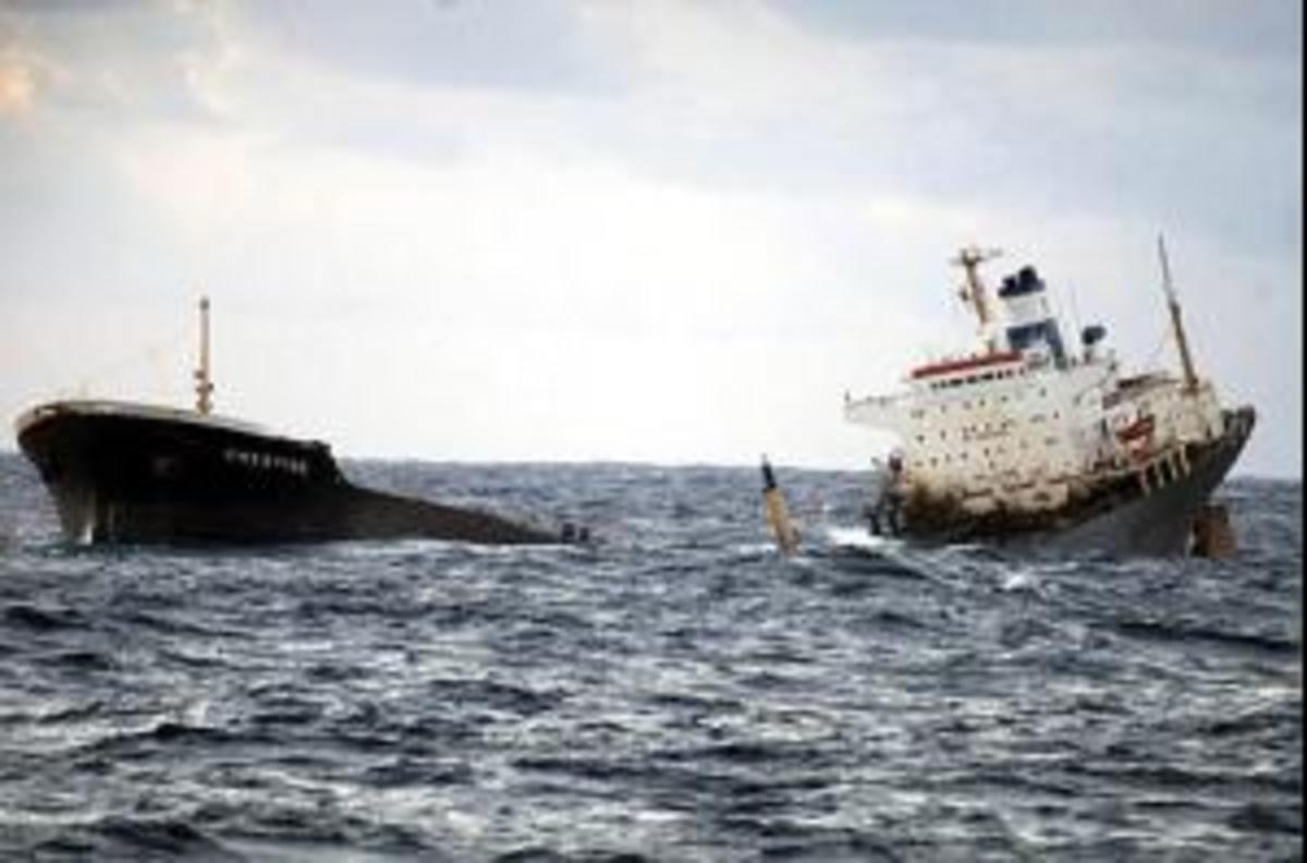 Βυθίστηκε πετρελαιοφόρο με 9 εκατομμύρια λίτρα πετρελαίου | Newsit.gr