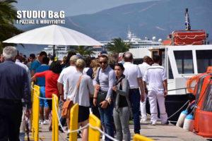 Πρωτομαγιά 2017: «Βούλιαξε» το Ναύπλιο από τον κόσμο!
