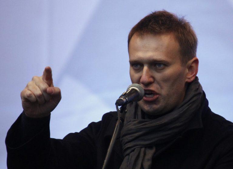 Ρωσία: Έρευνα σε βάρος του Αλεξέι Ναβάλνι για οικονομική απάτη | Newsit.gr