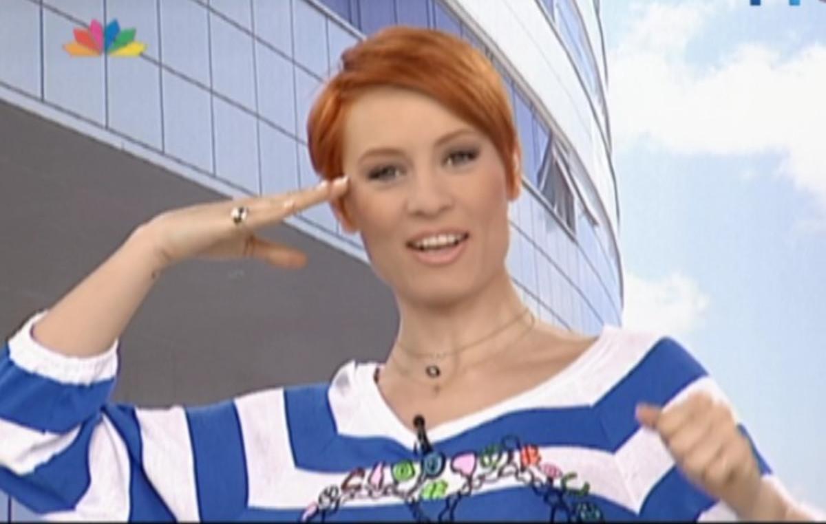 Η Ελεονώρα στο …ναυτικό! | Newsit.gr