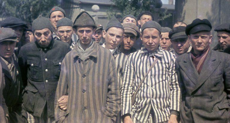 Έγχρωμες φωτογραφίες ντοκουμέντο από τα στρατόπεδα συγκέντρωσης των Ναζί! | Newsit.gr