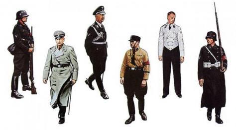 Ποιος μεγάλος οίκος έραβε τις στολές του Γ΄Ράϊχ – video   Newsit.gr