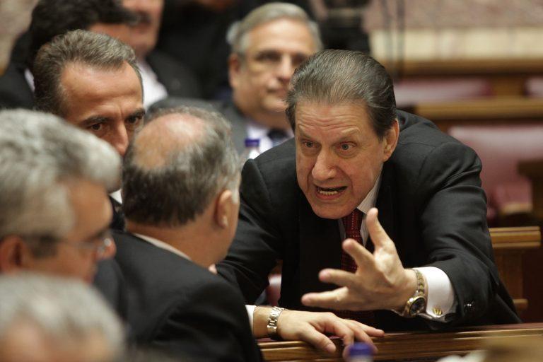 Μέσα στη συνεδρίαση της κοινοβουλευτικής ομάδας της ΝΔ – Δείτε φωτό   Newsit.gr