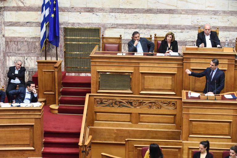 ΝΔ: Ο Τσίπρας είπε ψέμματα – Οι δηλώσεις Κικίλια δεν έγιναν ποτέ   Newsit.gr
