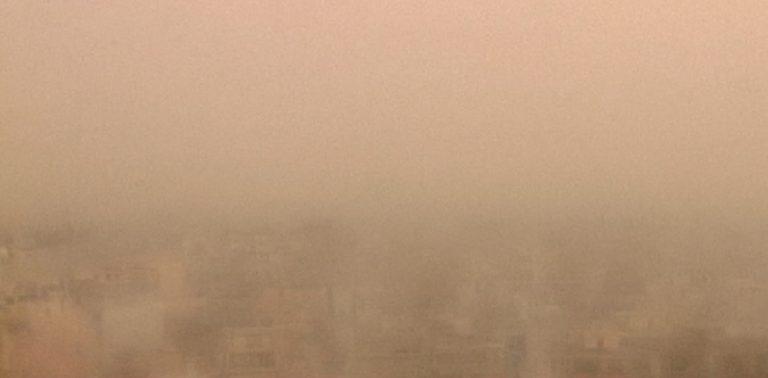 Απίστευτη εικόνα – Γίναμε… Πεκίνο λόγω σκόνης από την Αφρική | Newsit.gr