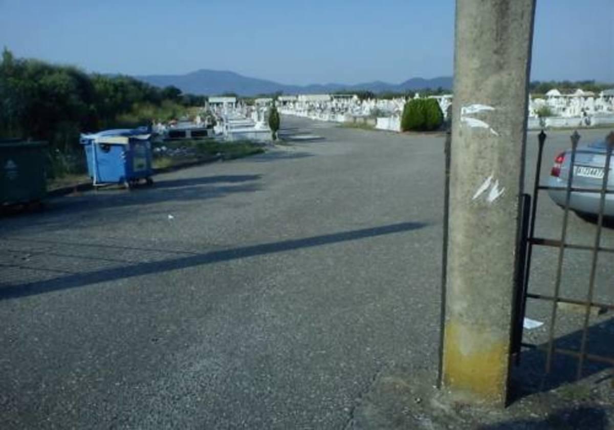 Αγρίνιο: Έκλεψαν… την πόρτα του νεκροταφείου!   Newsit.gr