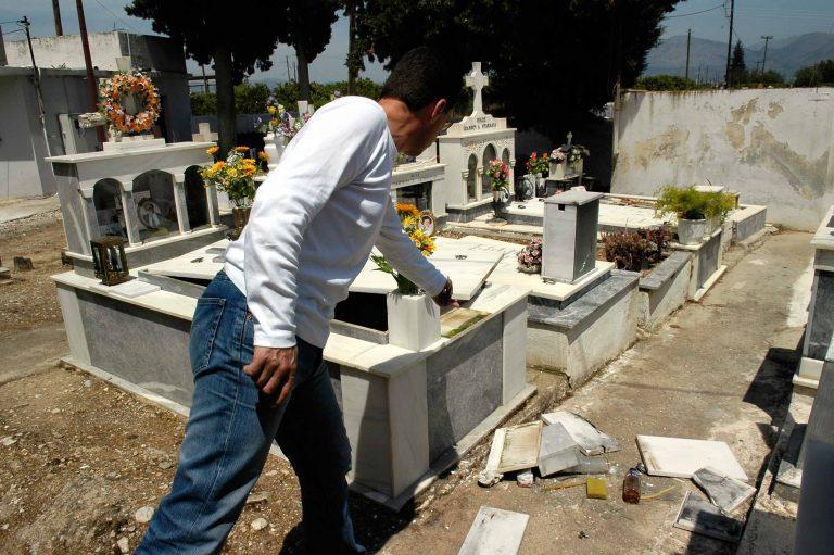 Aλεξανδρούπολη: Μπαράζ κλοπών σε τέσσερα… νεκροταφεία! | Newsit.gr