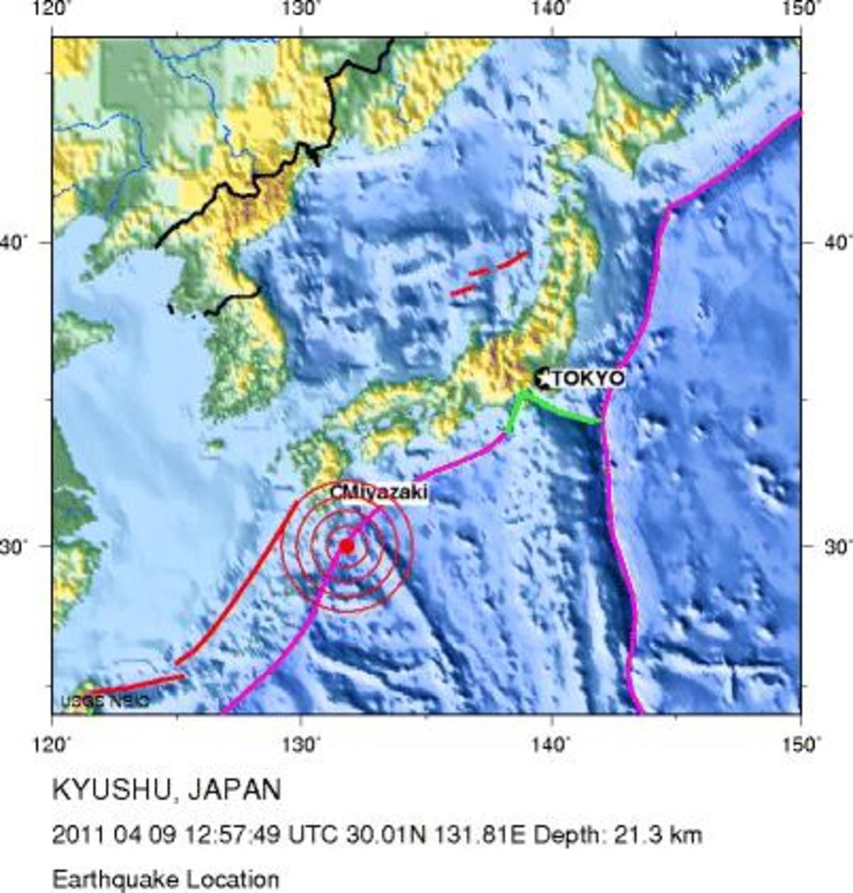 Νέος μετασεισμός στην Ιαπωνία | Newsit.gr