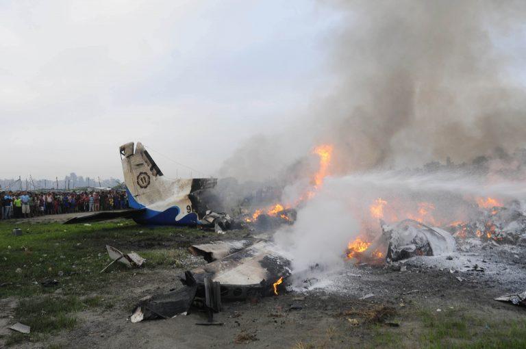 Αεροπορική τραγωδία στο Νεπάλ, 19 νεκροί (ΦΩΤΟ) | Newsit.gr