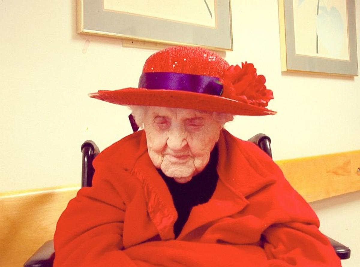 Πέθανε σε ηλικία…114 ετών! | Newsit.gr