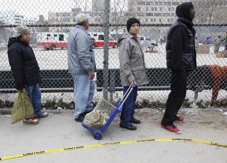 Καλύτερη η κατάσταση στη Νέα Υόρκη – Δεν θα γίνει ο Μαραθώνιος | Newsit.gr