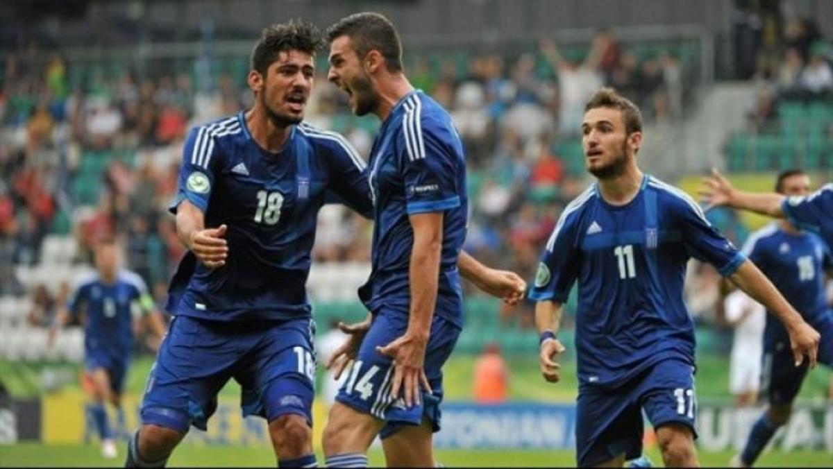 Σε ΕΤ1 ή ΝΕΤ ο τελικός του EURO U19! Ελλάδα-Ισπανία την Κυριακή στις 21:30! | Newsit.gr