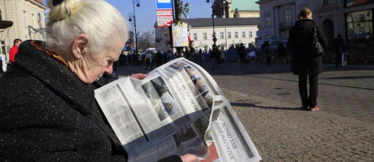 Στο ναδίρ η κυκλοφορία των εντύπων στις ΗΠΑ | Newsit.gr