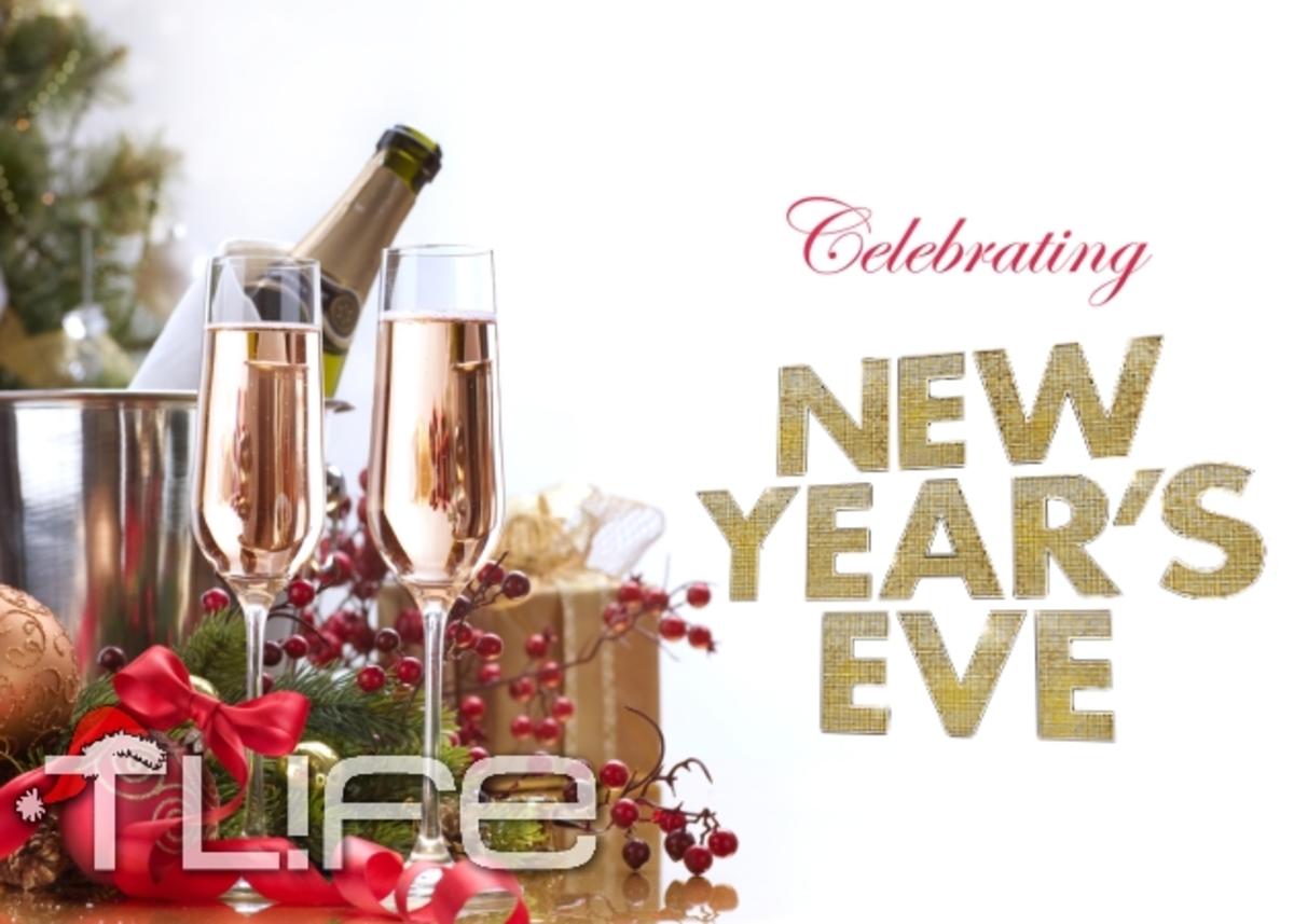 To τραπέζι του πρωτοχρονιάτικου ρεβεγιόν! Έχουμε όλες τις συνταγές για την πιο λαμπερή βραδιά | Newsit.gr
