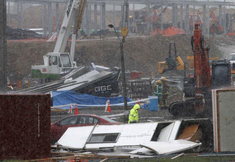 Η στιγμή που ανεμοστρόβιλος «χτυπά» τη Νέα Ζηλανδία – 3 νεκροί (VIDEO) | Newsit.gr
