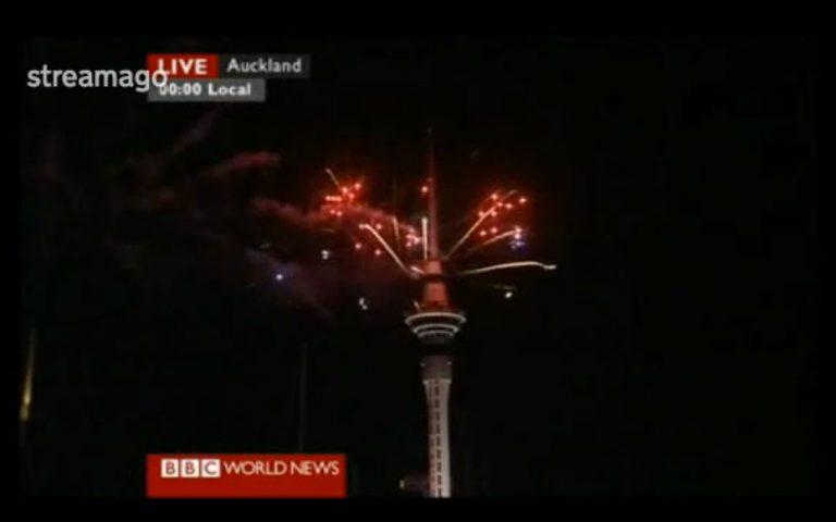 Καλή Χρονιά! Ο χρόνος άλλαξε ήδη στη Νέα Ζηλανδία (ΦΩΤΟ, VIDEO)   Newsit.gr