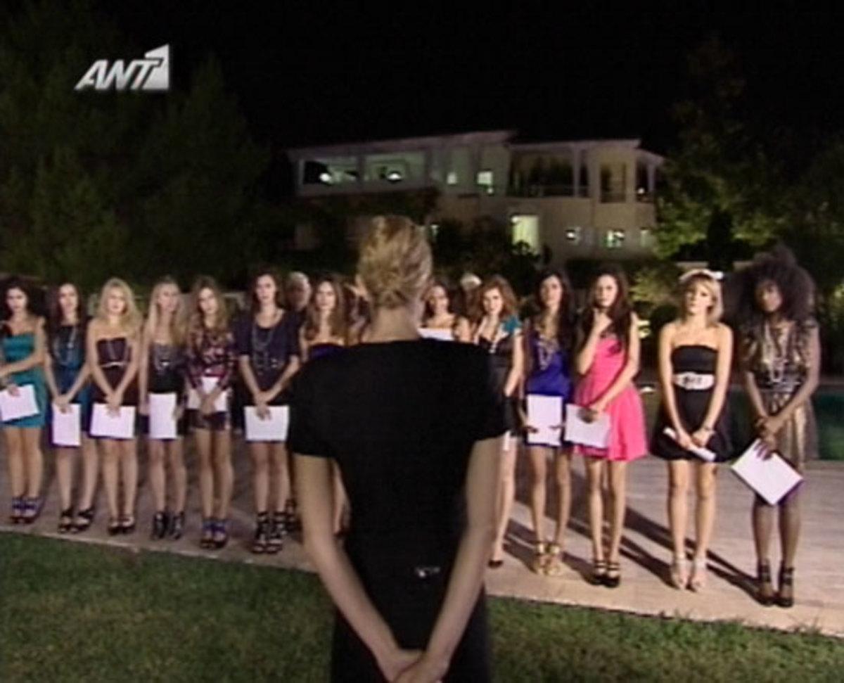 Τι έγινε στον τελικό του «Next Top Model» | Newsit.gr
